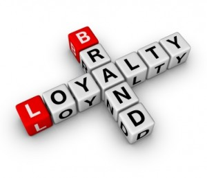 brand loyalty from social media